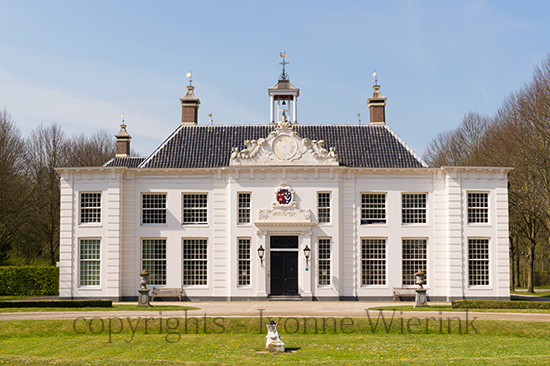 Estate Beeckestijn in Holland