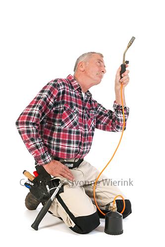 Worker solder