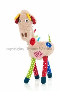 Giraffe reflectieDSC_7538 (Kopie)