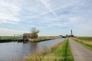 Dutch pumping station