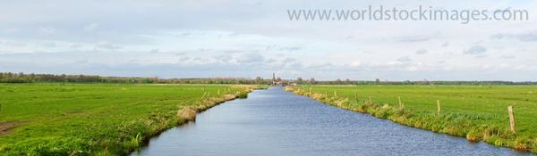 Dutch polder Arkemheen